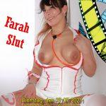 Amateurfilmdreh mit Farah Slut in Iserlohn
